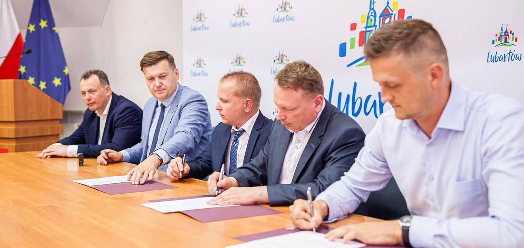 Porozumienie dotyczące współpracy biznesu i samorządu na rzecz budowy instalacji fotowoltaicznych