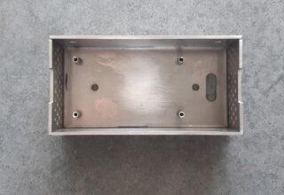 Obudowy i szafy metalowe dla przemysłu